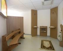 lieu culte Clinique de l'Anjou, Angers