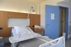 chambre confort Clinique de l'Anjou, Angers