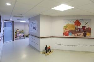 Pédiatrie Clinique de l'Anjou, Angers