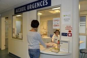 urgences Clinique de l'Anjou, Angers
