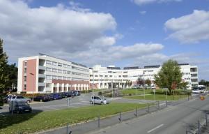 hospitalisation Clinique de l'Anjou, Angers