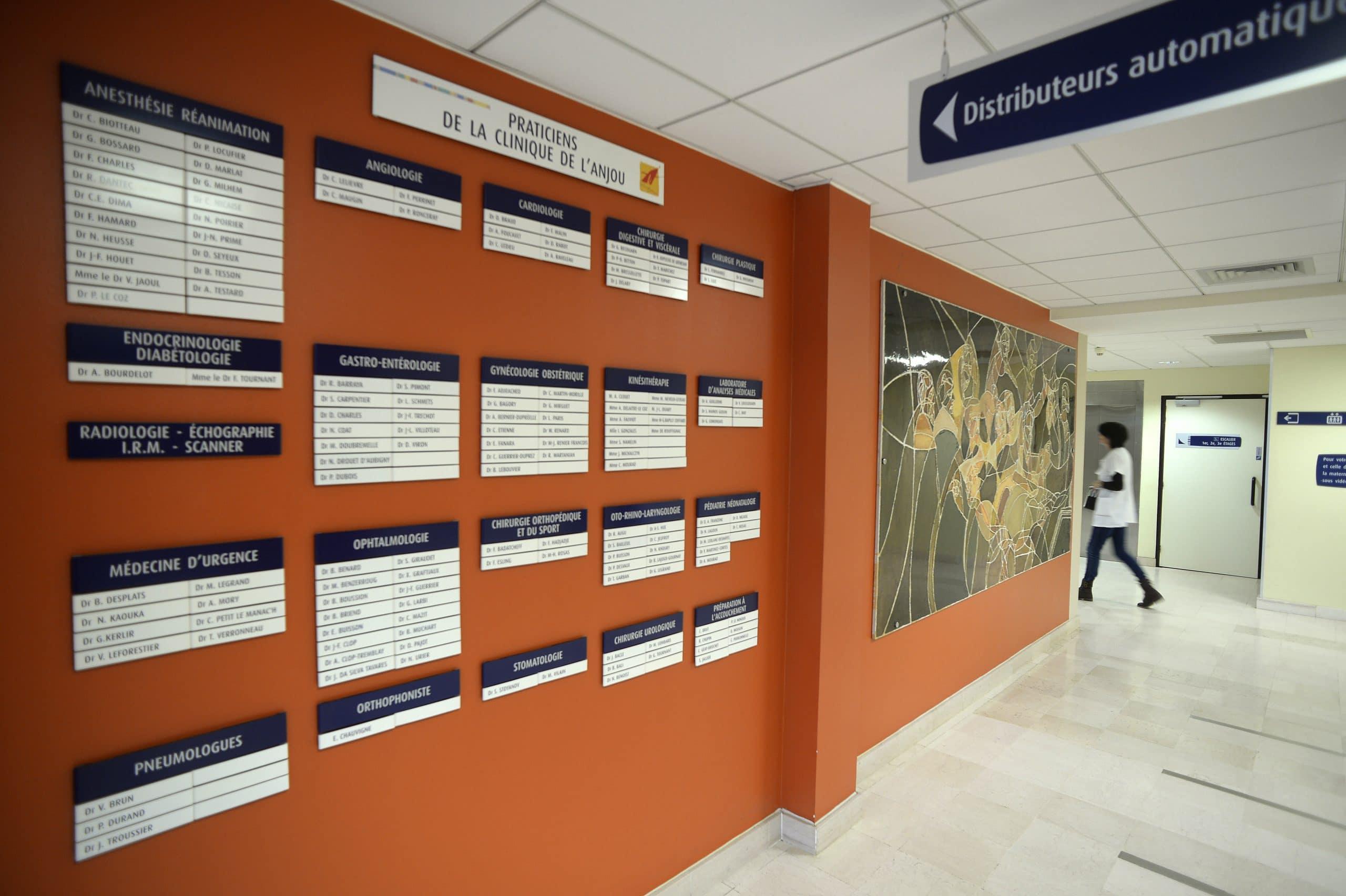 Reportage, Net-Concept, Clinique de l'Anjou, Angers